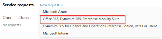 Raising Support Tickets for Dynamics 365 Business Central
